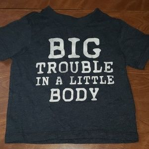 Baby boy size 12-18 months short sleeve t-shirt